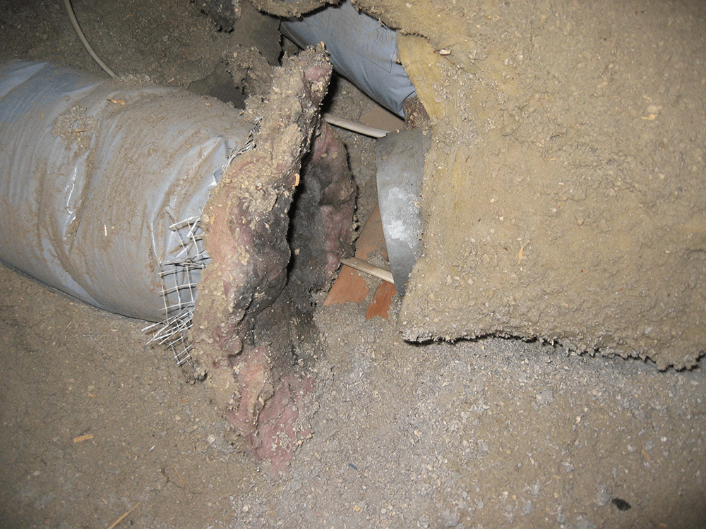 Disconnected Duct