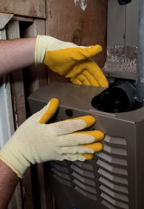servicing-furnace