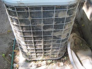 neglected-condenser
